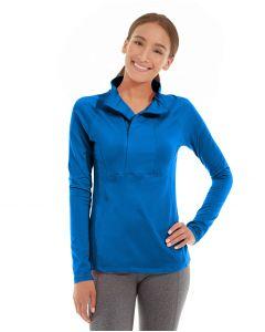 Augusta Pullover Jacket-M-Blue